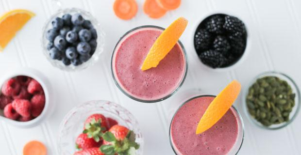 immuunsysteem boosting smoothie