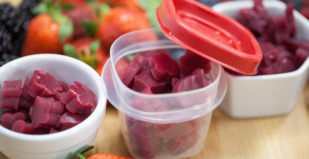 gezonde fruitsnoepjes